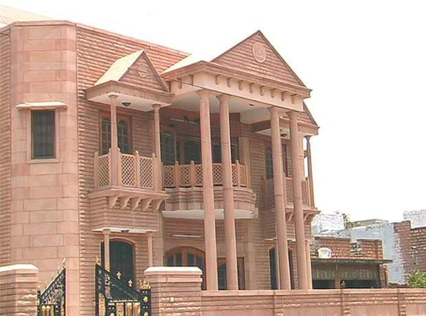 Front Elevation In Jaipur : Stone front elevation in rajasthan joy studio design