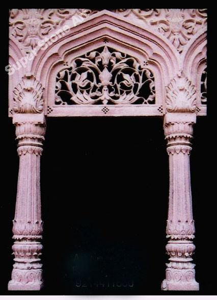 Stone Elevation In Jodhpur : Stone gate designs jodhpur door
