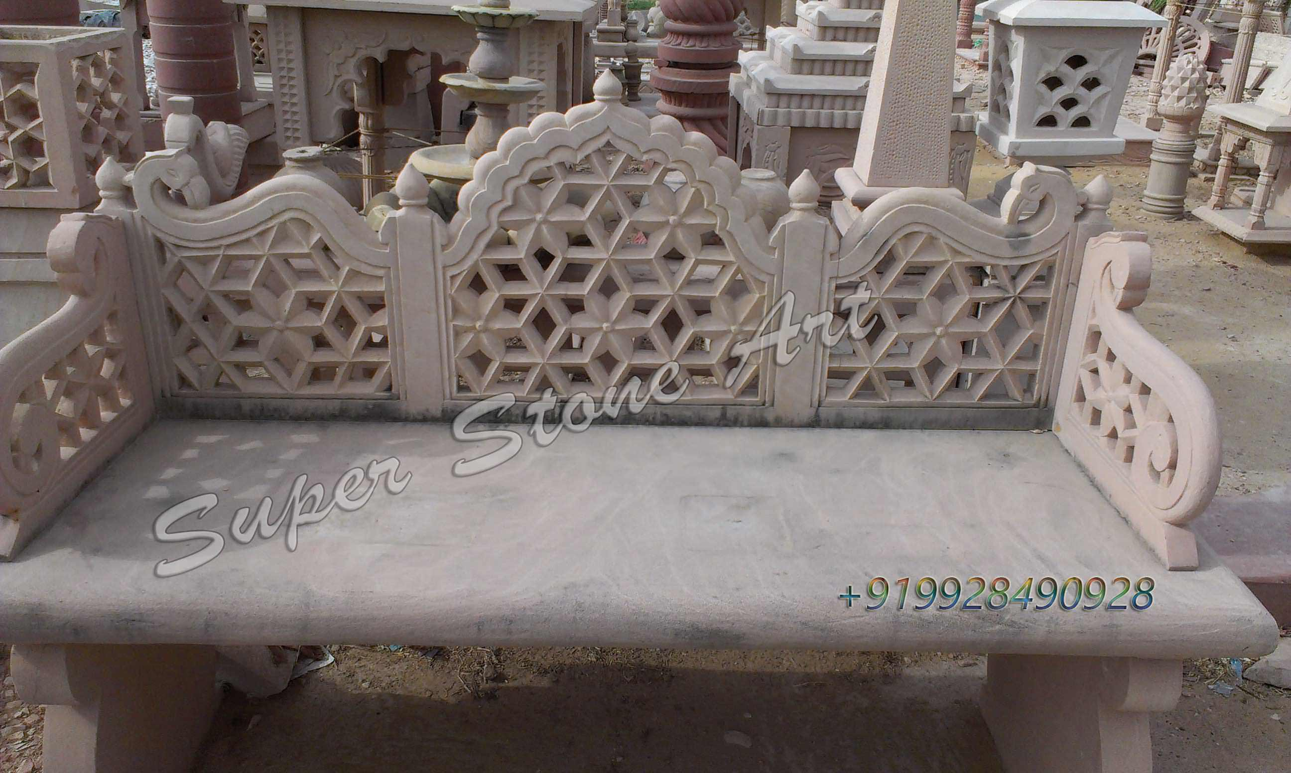 Stone Furniture Stone Garden Furniture Modern Stone Bench