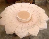 SFT23-lotus-stone-fountain-pink-for-garden-park-and-outdoor