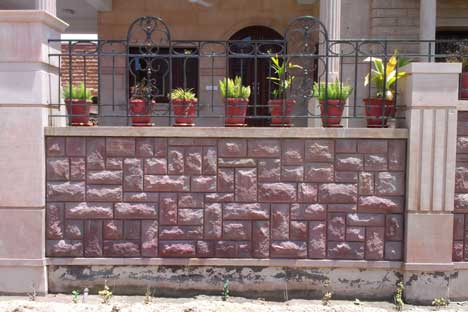 wall cladding, stone wall idea, new indian stone, compound wall stone, stone supplier in jodhpur