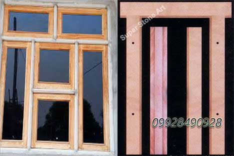 stone-chokhat, stone frame, alternate of wood frame,